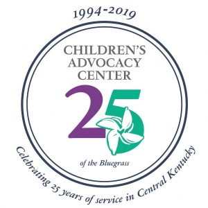 Children's Advocacy Center 25 Years Of Service